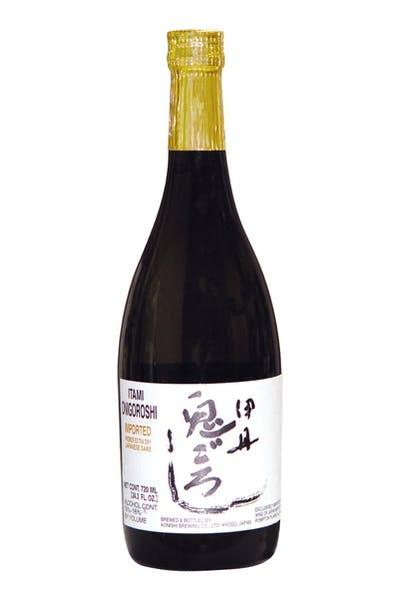 Itami Onigoroshi Dry Sake