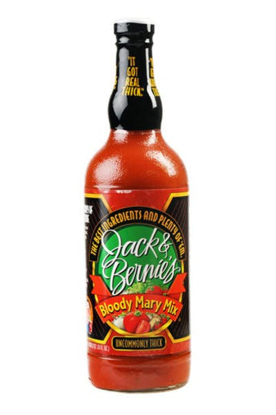 Jack & Bernie's Bloody Mary Mix