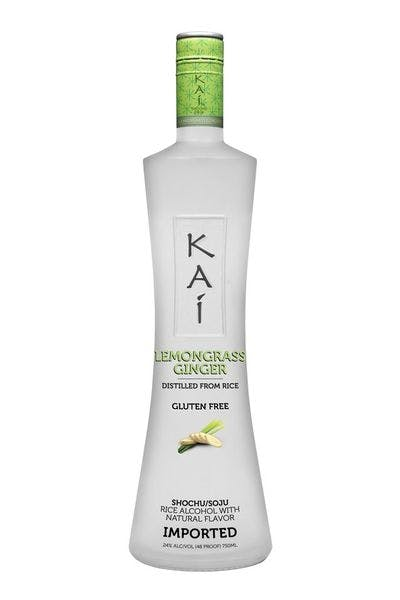 Kai Sochu Lemongrass Ginger