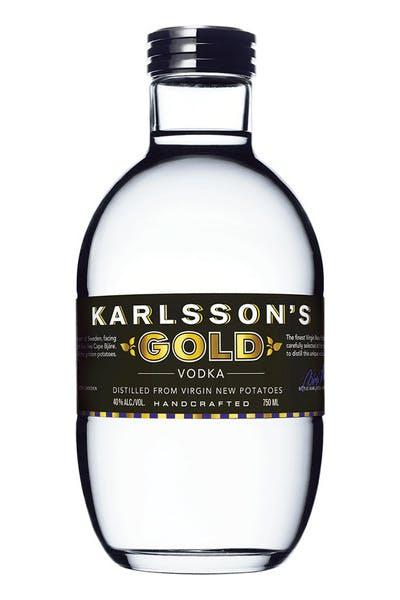 Karlsson's Gold Vodka