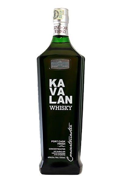 Kavalan Whisky Concertmaster