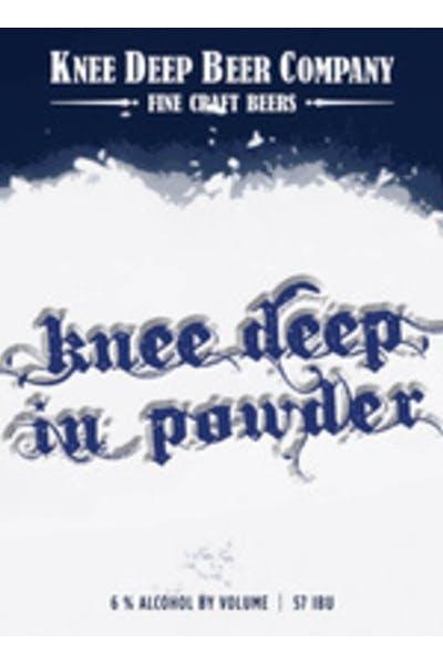 Knee Deep In Powder Black IPA