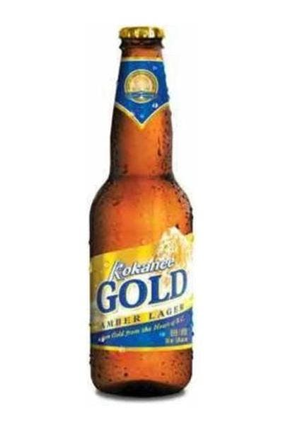 Kokanee Gold Amber Lager
