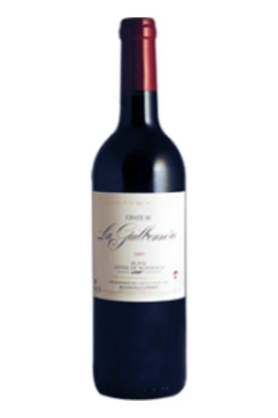 La Guilbonnerie Blaye Cotes de Bordeaux