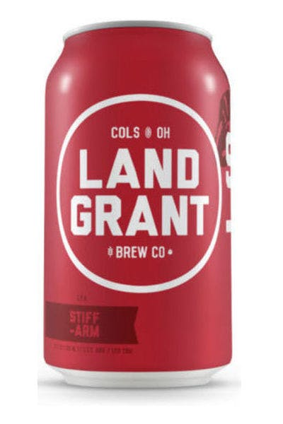 Land Grant Stiff-Arm