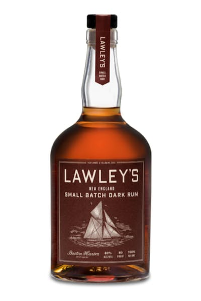 Lawley's New England Dark Rum