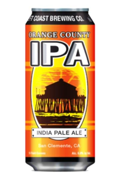 Left Coast Orange County IPA