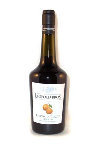 Leopold Bros Georgia Peach Liqueur