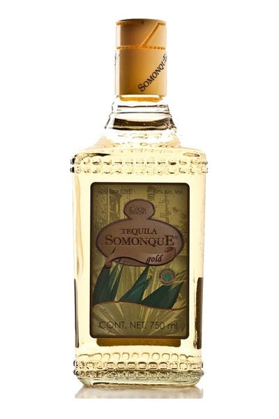 Los Generales Gold Tequila
