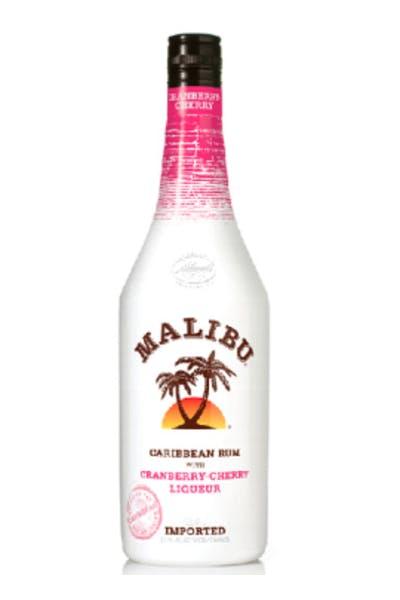 Malibu Cranberry & Cherry Rum