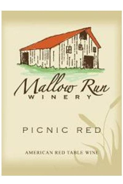 Mallow Run Picnic Red