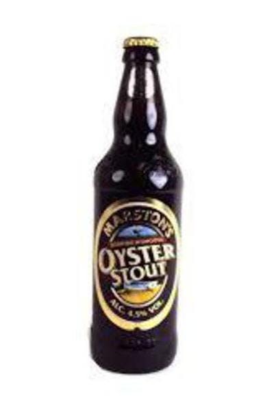 Marston's Oyster Stout