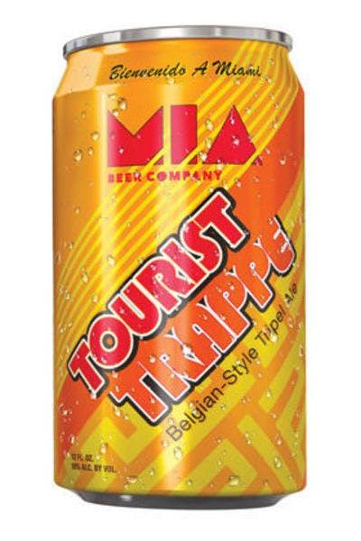 M.I.A. Tourist Trappe Tripel Ale