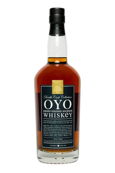 Middle West OYO Sherry Cask Finished Bourbon Whiskey