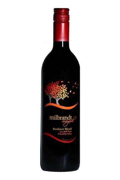 Milbrandt Brother's Blend Red