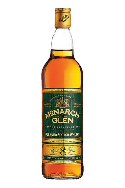 Monarch Of The Glen 8yr Blended Scotch Whisky