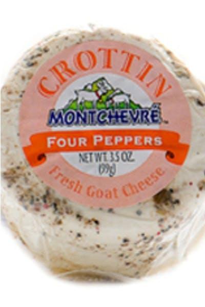 Montchevre Crottin Four Pepper