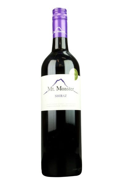 Mt. Monster Shiraz