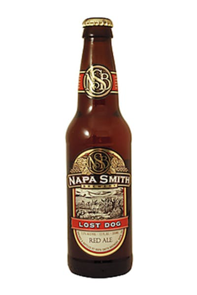Napa Smith Lost Dog Red Ale