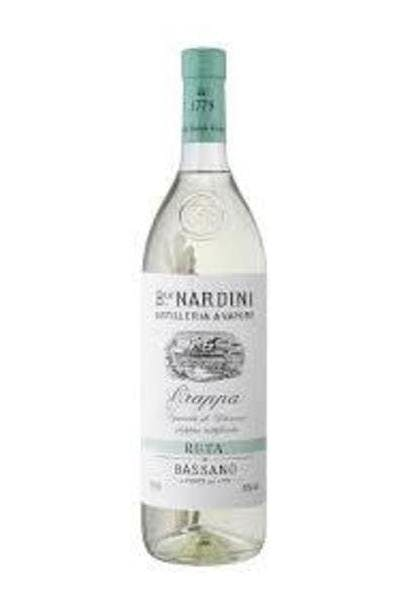 Nardini Grappa Infused With Rue