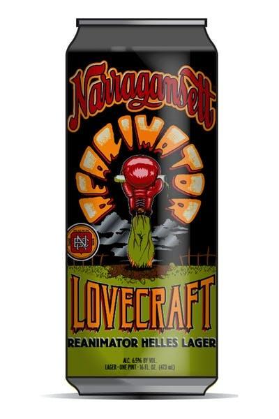 Narragansett Lovecraft Reanimator Helles