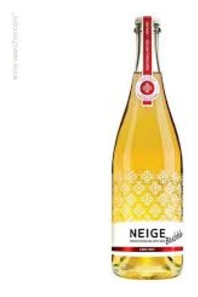 Neige Bubble Sparkling Cider