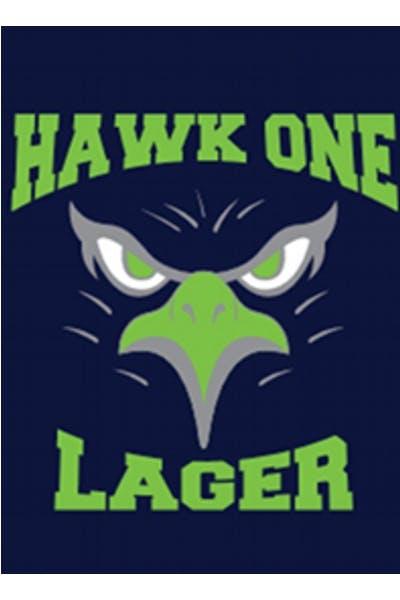 Northwest Brewing Hawk One Lager