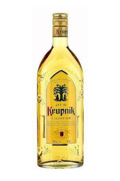 Old Krupnik Honey Liqueur