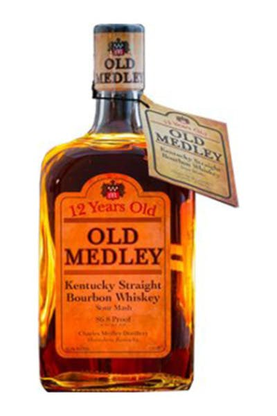 Old Medley 12 Year