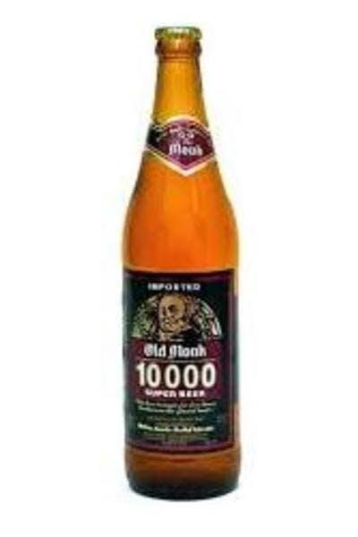 Old Monk 10000 Super Beer