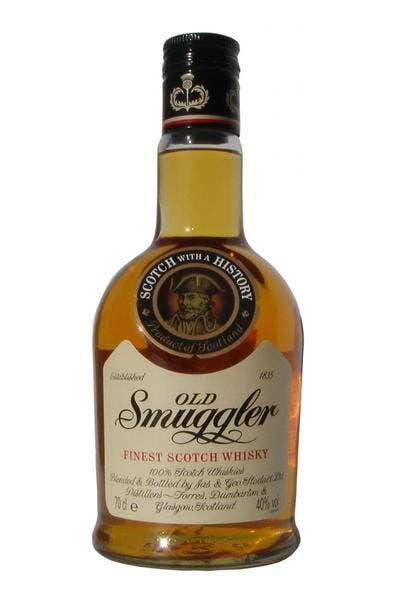Old Smuggler Scotch