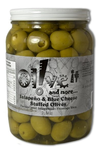 Olive It Blue Cheese Olives