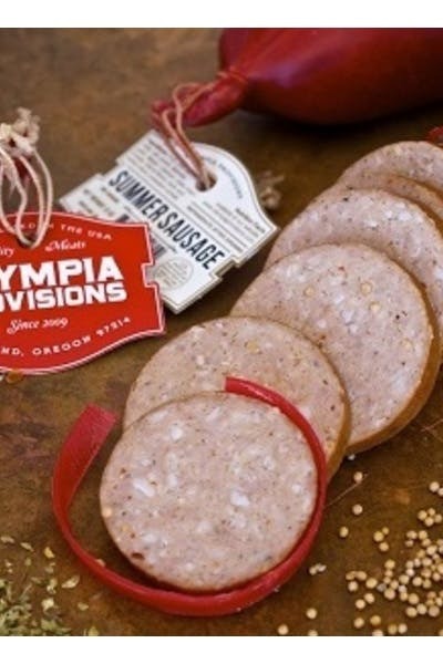 Olympia Summer Sausage