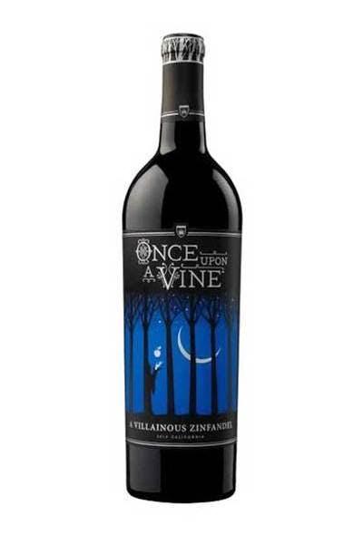Once Upon A Vine Zinfandel 2013