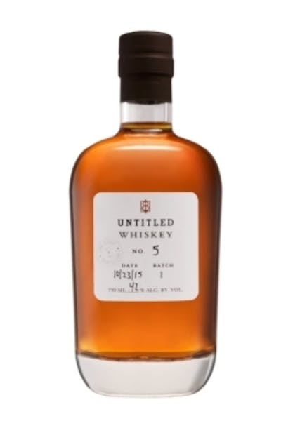 One Eight Distilling Untitled Whiskey No.5