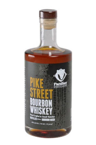 Panther Pike Street Bourbon Whiskey