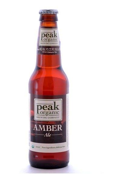 Peak Organic Amber Ale [Discontinued]