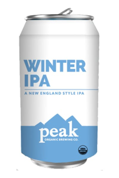 Peak Organic Winter IPA