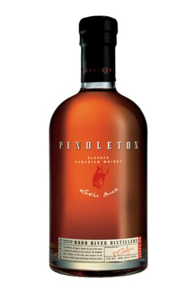 "Pendleton Whisky ""The Stallion"""
