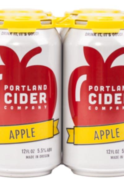 Portland Cider Apple