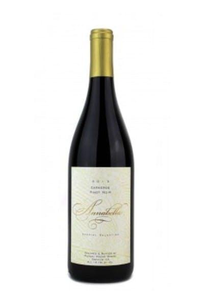 Pozzan Pinot Noir Annabella Carneros 2013