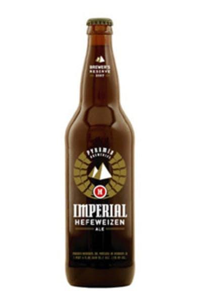 Pyramid Imperial Hefeweizen Ale