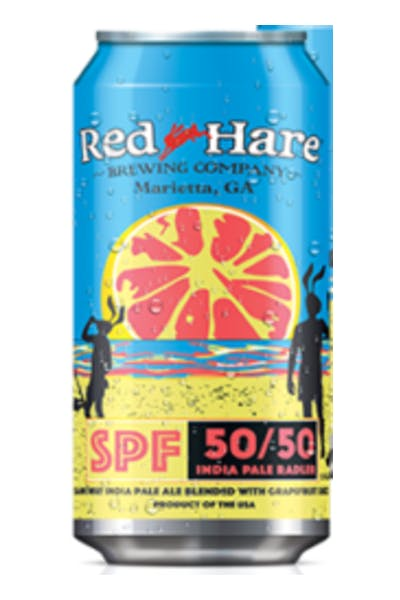 Red Hare SPF 50/50 India Pale Radler