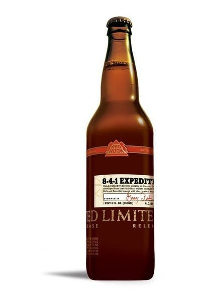 Redhook 8 4 1 Expedition Ale Single