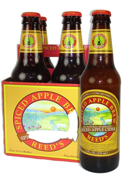 Reed's Spiced Apple Cider Brew