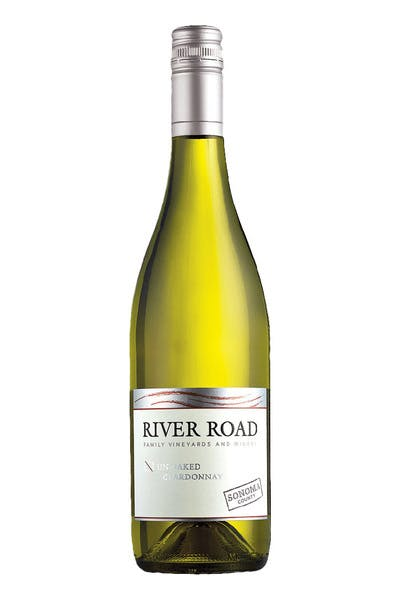 River Road Chardonnay Unoaked