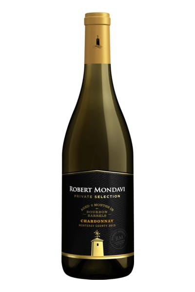 Robert Mondavi Private Selection Bourbon Barrel Aged Chardonnay