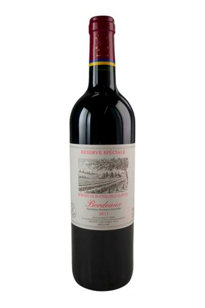 Rothschild Bordeaux Reserve Red