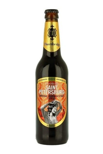 Saint Petersburg Imperial Russian Stout