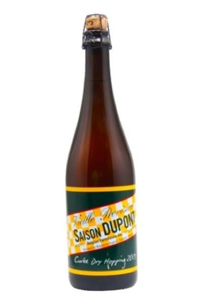 Saison Dupont Cuvee Dry Hopped
